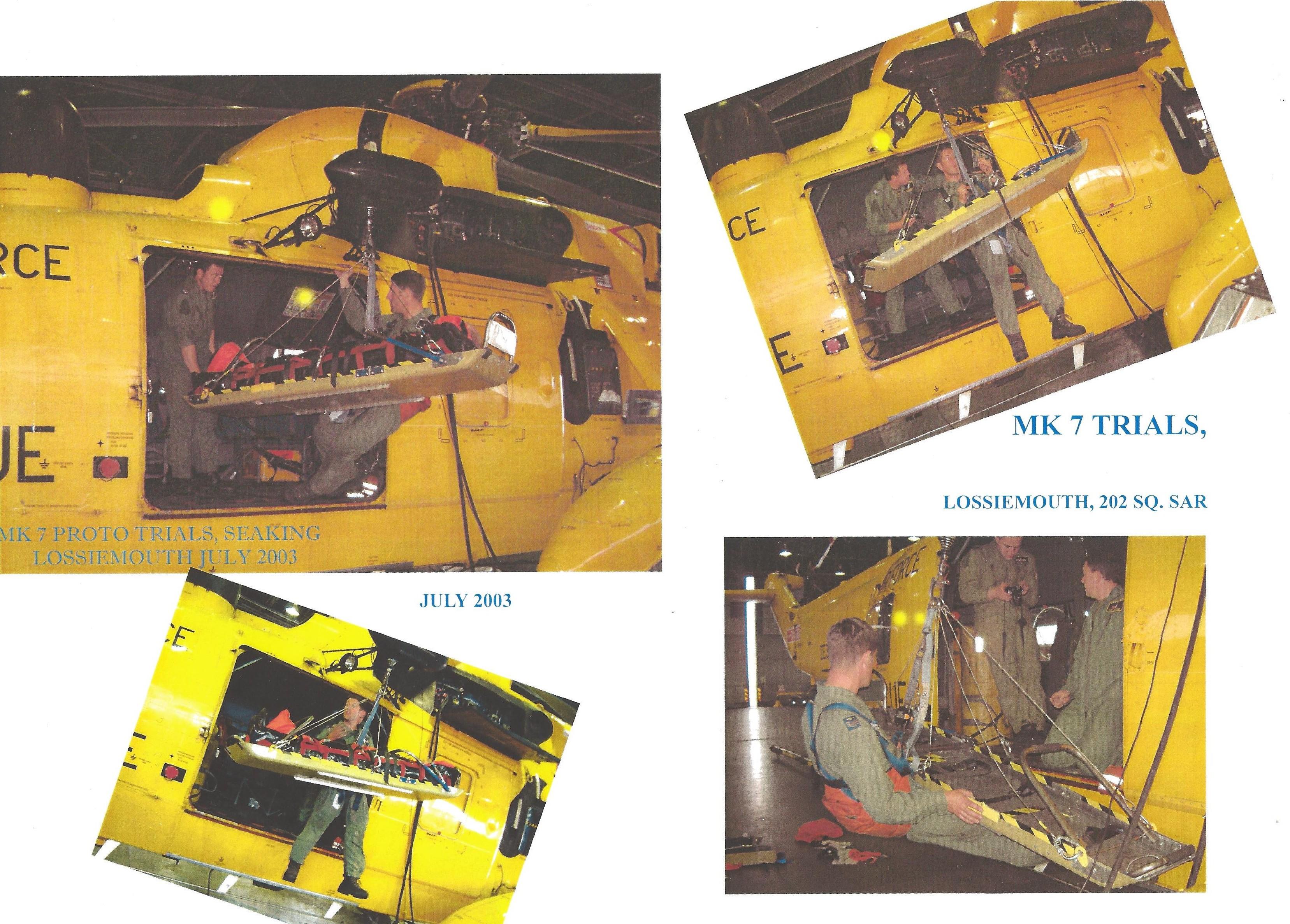 MacInnesMk7 RAF test 2003